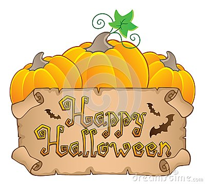 Happy Halloween topic image