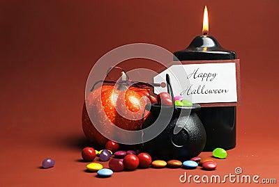 Happy Halloween Trick or Treat