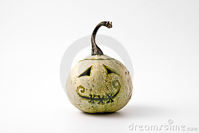 Happy Haloween Pumpkin
