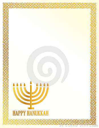 Free Happy Hanukkah Royalty Free Stock Images - 17251329