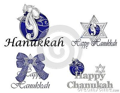 Happy Hanukkah Designs