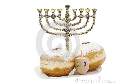 Happy holiday of Hanukkah