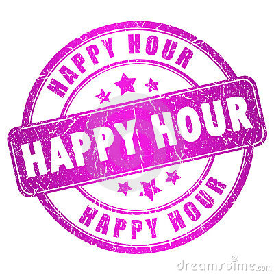 Free Happy Hour Royalty Free Stock Images - 19421079