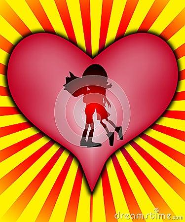 Happy Hug Of Love
