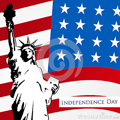 Happy Independence Day 4th of July.