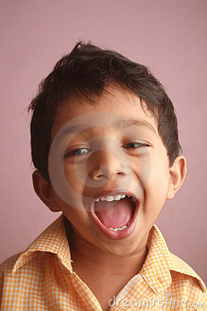 Free Happy Indian Kid Stock Images - 15528284