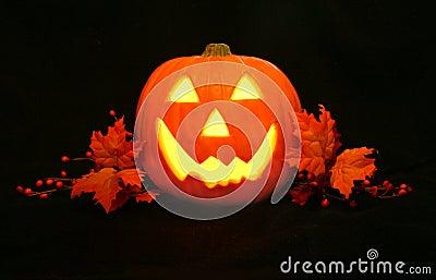 Aninimal Book: Happy Jack O' Lantern Face Royalty Free Stock Images ...