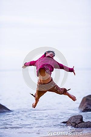 Happy jump 2