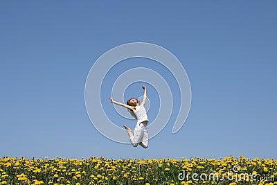 Happy jump!