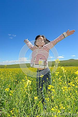 Free Happy Kid Jumping Stock Photos - 15651413