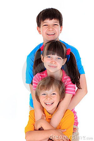 Free Happy Kids Royalty Free Stock Images - 9747459