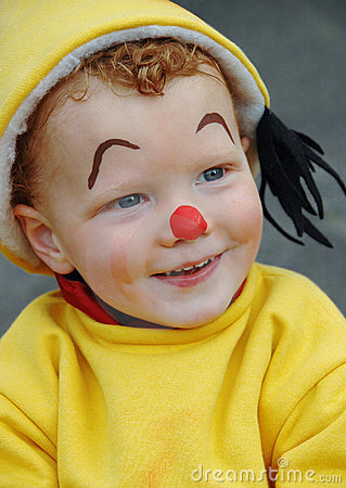 Happy Little Clown