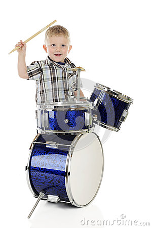 Happy Little Drummer Boy
