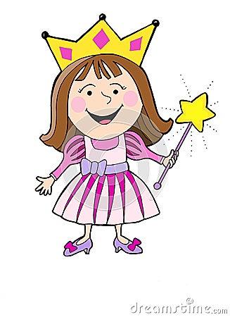 Cartoon Princess Color Royalty Free Stock Image - Image ... Happy Baby Girl Faces