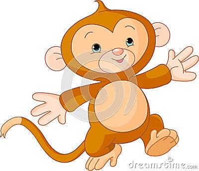 Happy little Monkey
