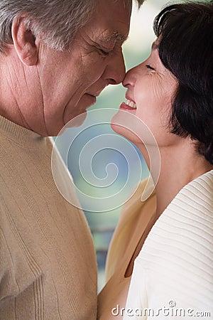 Free Happy Mature Couple Royalty Free Stock Image - 1703126
