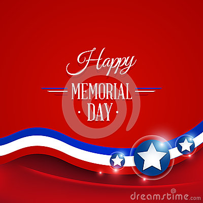 Free Happy Memorial Day Stock Photo - 40317150