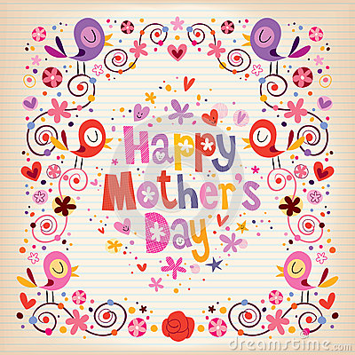 Free Happy Mother S Day Royalty Free Stock Photos - 44165978