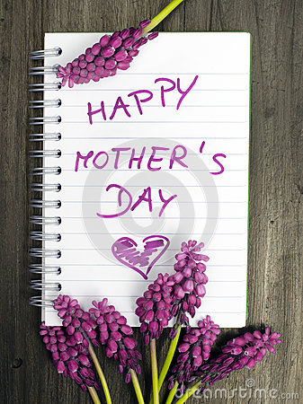 Free Happy Mother S Day Card Stock Photography - 79671602