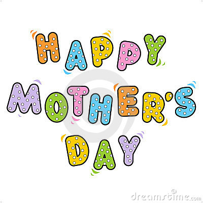 Happy Mother s Day greeting