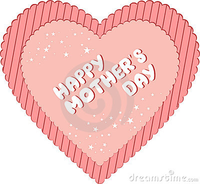 Happy Mother s Day Heart