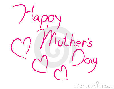 Happy Mother s Day Type