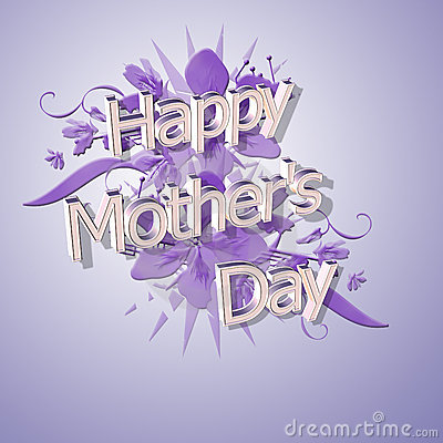 Happy mothers day 14th March