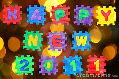 Happy New 2011