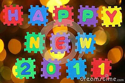 Happy New 2011