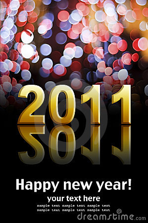 Free Happy New Year Stock Photos - 16726383