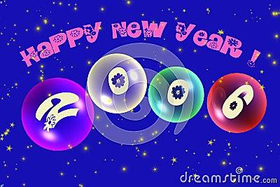 Happy new year 2006