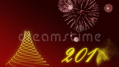 Happy New Year 2016 Animation Stock Footage - Video of happy, border ...
