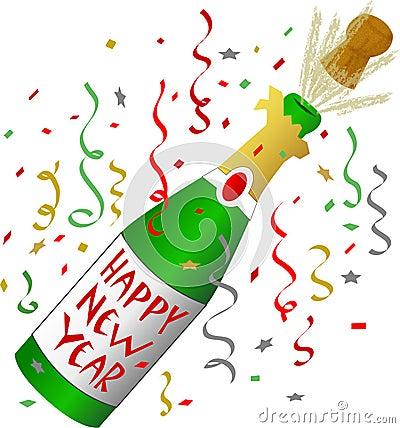 Meilleurs vœux et bonne année 2011 - Page 2 Happy-new-year-champagne-thumb1428223