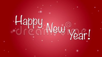 Happy new year stock video illustration of year happy 45305793 m4hsunfo
