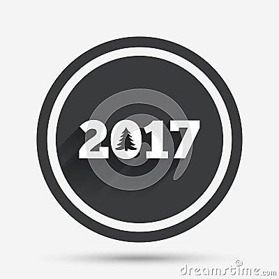 2017 Icon Stock Illustration - Image: 65782283