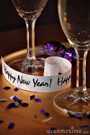 Free Happy New Years Stock Photo - 3855290