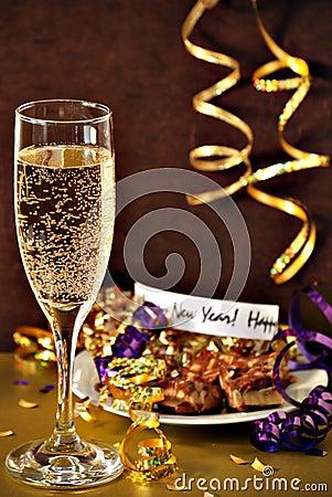 Free Happy New Years Stock Image - 3855301