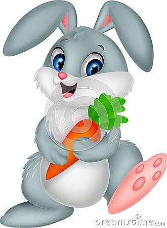 Rabbit Cartoon Free Stock Photos Stockfreeimages