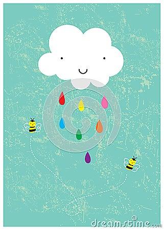 Happy raining day