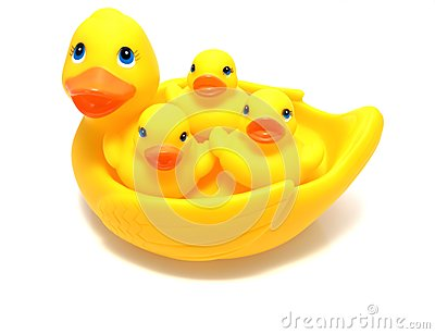 Happy Rubber Ducks