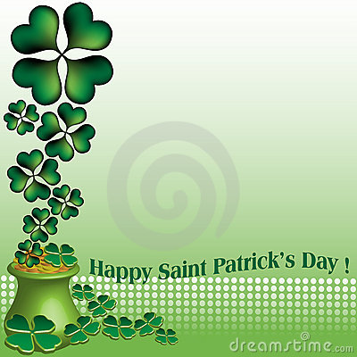 Happy Saint Patrick s Day