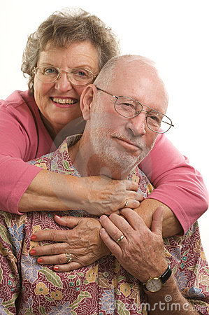 Free Happy Senior Couple Royalty Free Stock Photo - 4893935