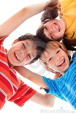 Free Happy Siblings Royalty Free Stock Photography - 11238037