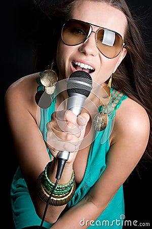 Happy Singer