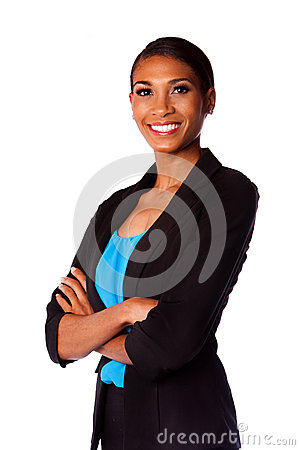 Free Happy Smiling Business Woman Stock Photo - 26122620