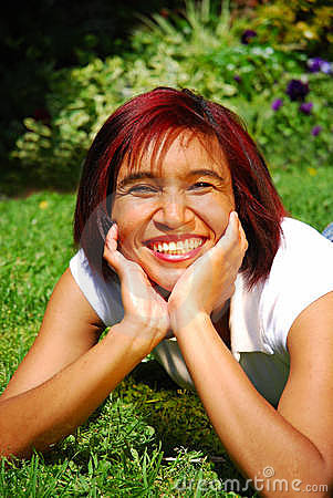 Free Happy Smiling Woman Stock Photography - 6903952