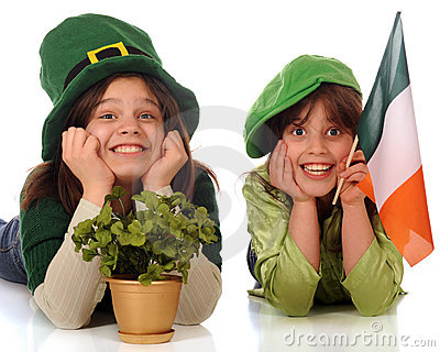 Happy St. Patrick Celebraters