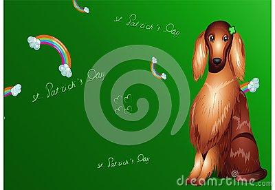 Happy st. Patrickes Day background