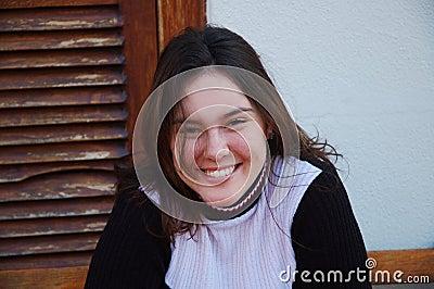 Happy student #2