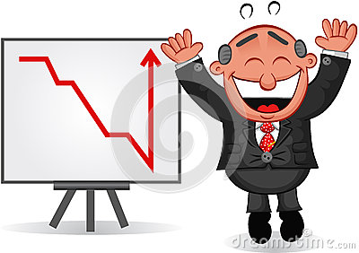 Boss Man Happy with Chart